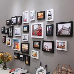 11-27 Photo Frame Set Gallery Wall DIY Pictures Holder Decor