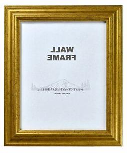 11505 Gold Photo Picture Frame Glass