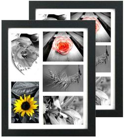 """11x14"""" Collage Picture Frames -  Wall Photo Frame Set Family"""