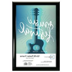 """12"""" x 18"""" Trendsetter Wall Poster Picture Photo Hanging Fram"""