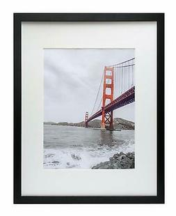 16x20 black picture frame made to display
