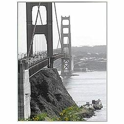 - Frametory, 18x24 Metal Art Wall Frame, Aluminum Photo Real