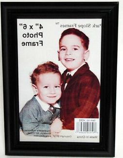 2 Pack 4 x 6 Picture Frame Choice of Colors Table Top or Wal