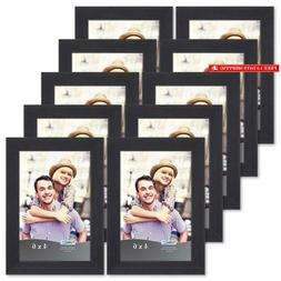 Icona Bay 4X6 Picture Frame Set  4X6 Frame, Tabletop And Wal