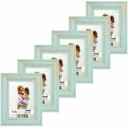 Langdons 5x7 Picture Frame Set  Solid Wood