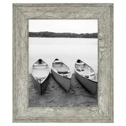 """Mainstays 8"""" x 10"""" Tabletop Wall Hanging Picture Photo Rusti"""