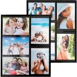 Wind & Sea Magnetic Picture Collage Frame  for Refrigerator,