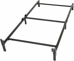 Amazon Basics 6-Leg Support Metal Bed Frame - Strong Support