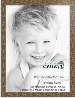 ArtToFrames Barnwood Picture Frame for 18x24 pictures
