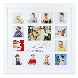 Golden State Art Baby Frames Collection, 16X16-Inch My First