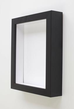Black Box Frames Deep Shadow box for Baby Cast 3D Objects Ke