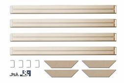 Canvas Wood Stretcher Bars Wooden Frames for Gallery Wrap Oi