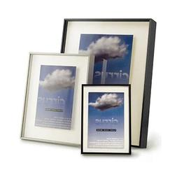 "Cirrus Picture Frame Color: Silver, Size: 18"" x 24"""