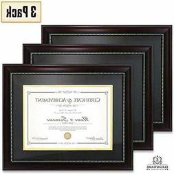 - Document Frames Diploma  That Holds 8.5x11 Inch With Mat A
