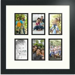 Art to Frames Double-Multimat Collage Photo Frame Double Mat