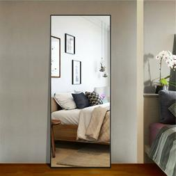 Floor Mirror Free Standing Full Length  Stand Wall Mounted B
