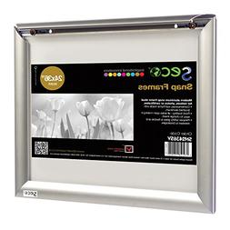 SECO Front Load Easy Open Snap Poster Frame 24 x 36 Inches,
