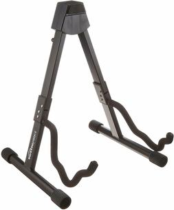 AmazonBasics Guitar Folding A-Frame Stand for Acoustic and E