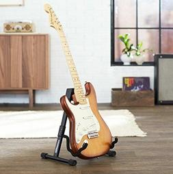 AmazonBasics Guitar Folding A Frame Stand for Acoustic and E