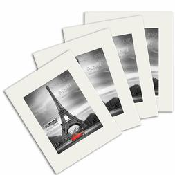 HALL OF FRAME 4 Value Pack of 11 by 14-inch Real Solid Wood
