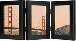 Frametory, Hinged Picture Frame with Glass Front Made to Dis