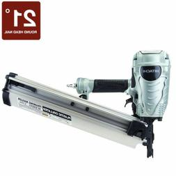 """HITACHI NR90AES1 2"""" to 3-1/2"""" Plastic Collated Framing Naile"""