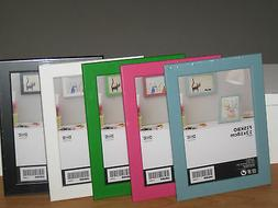 """IKEA FISKBO  5 x 7"""" Wood Picture Frame 5 Colors"""