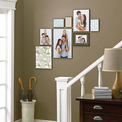 Picture Gallery Style Format Wall Home Display Set