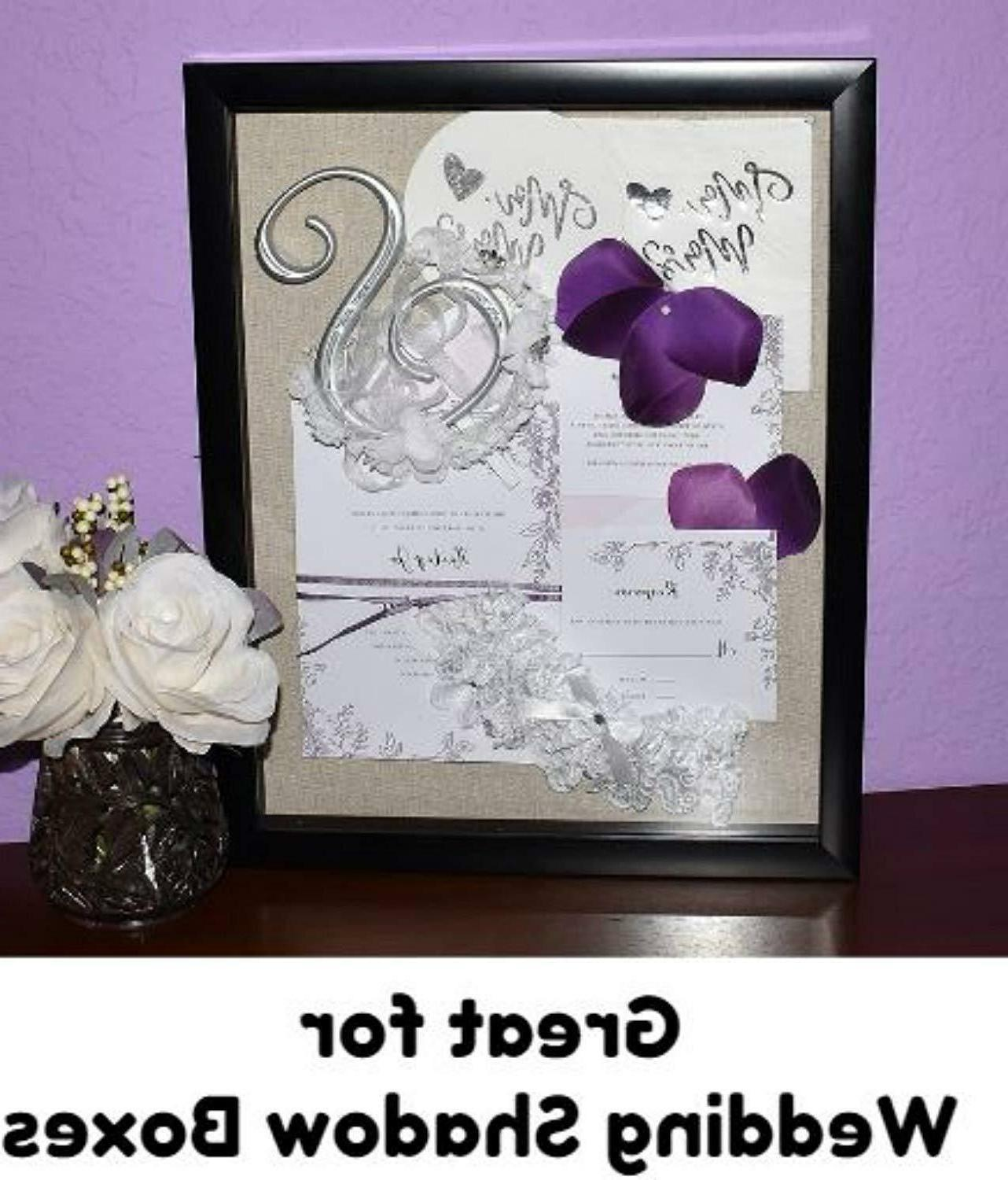 """12x15"""" Display Shadow Frame Linen and Stick 11x14"""""""