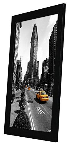 2-Pack 11x17 Frame Made Legal Sized Paper - Wall Mounting Material Included