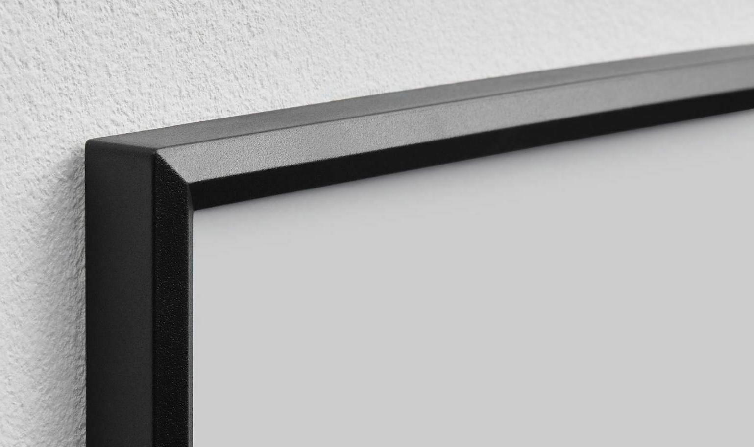 """One Brand Black IKEA YLLEVAD 5""""x7"""" - safer with kids"""