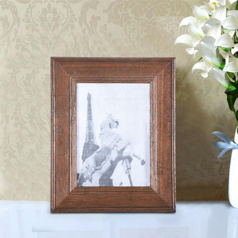 7 inch set photo frame solid picture frame