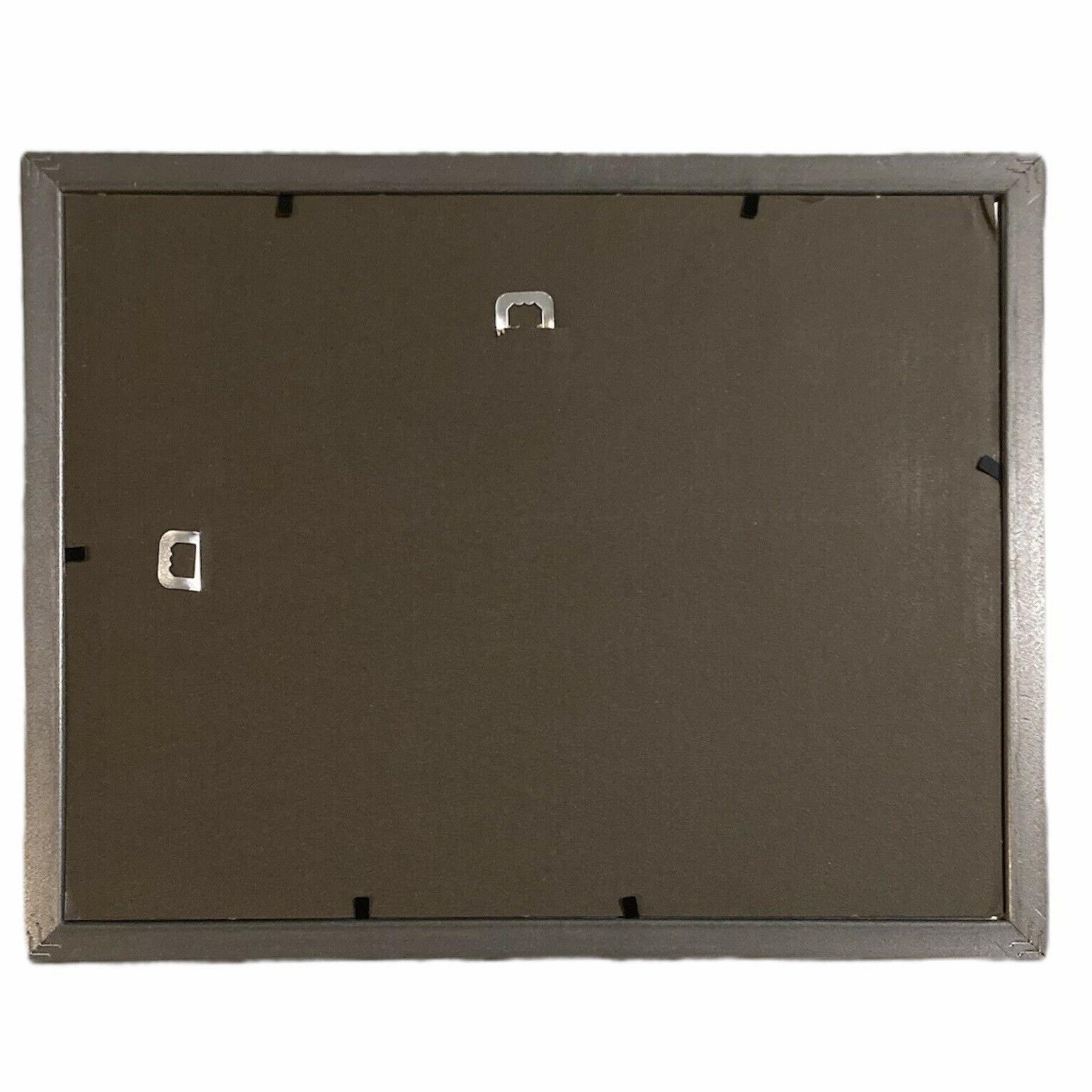 8.5x11 Brown Wall Mount Design Picture
