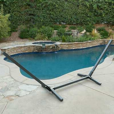 Aspen Wooden Hammock Frame Base by Knight