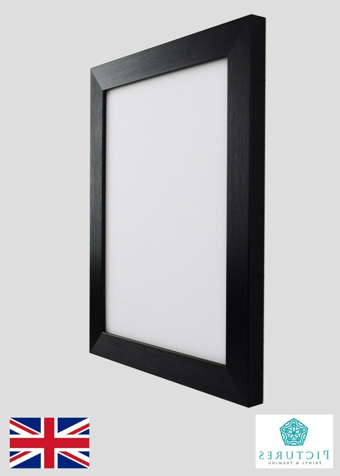 black photo picture frame 28mm 5x5 5x6