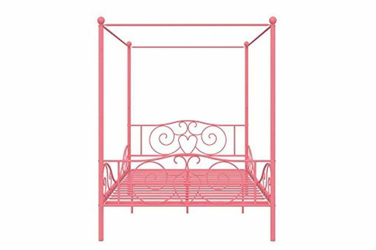 DHP Metal with Sturdy Pink, Full