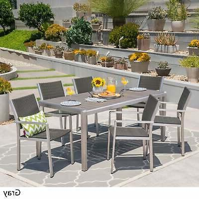 Cape Coral Outdoor Aluminum Dining by