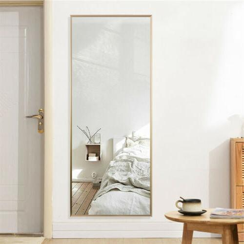 Full Leaning Wall Mounted Large Mirrors Bedroom