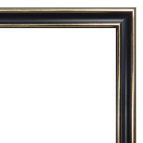 MBI Extruded Document Frame, Gold