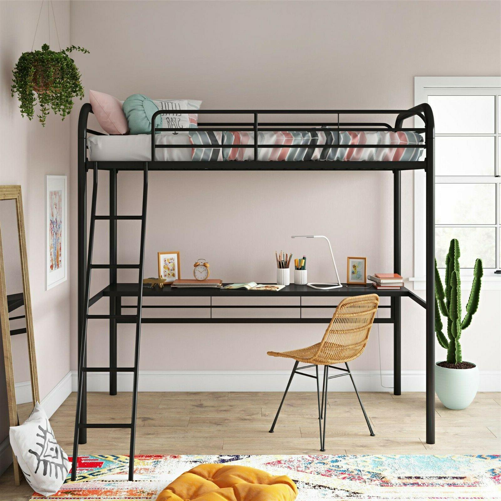 DHP Metal Loft with Frame,
