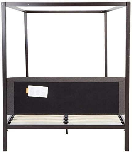 Modway Bed Frame, Queen,