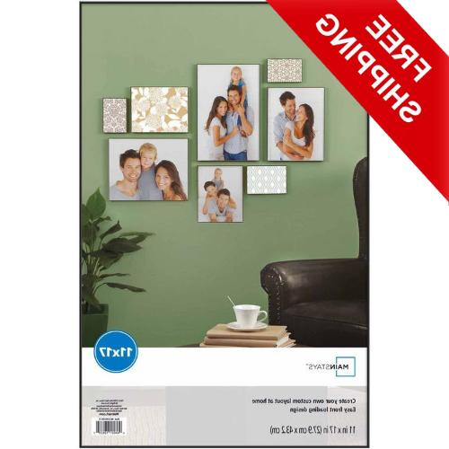 new 11 x 17 format picture frame