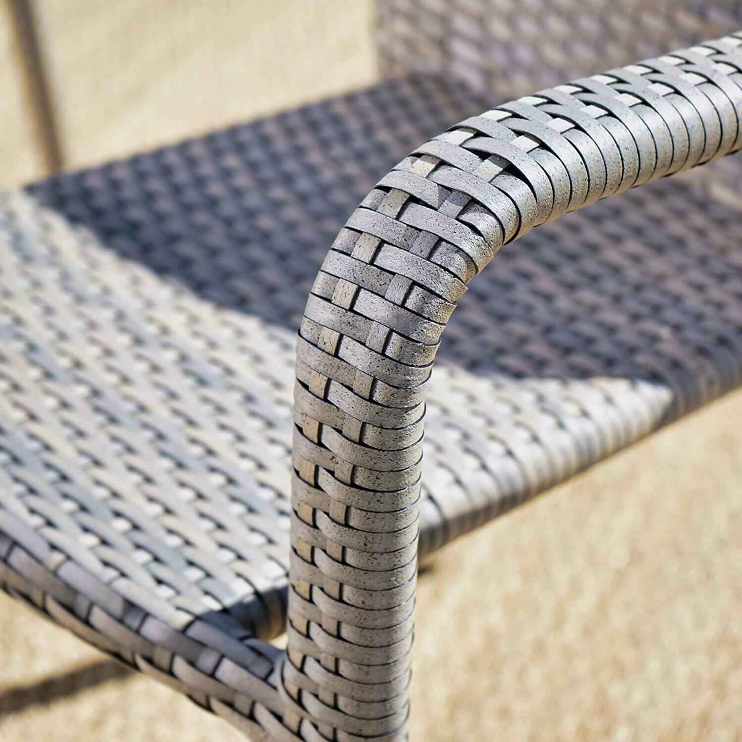 New Chateau Grey Outdoor Chairs | 4