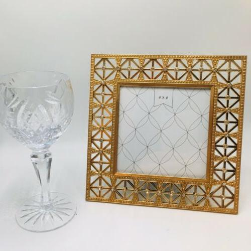 Windsor photo gold crystal picture