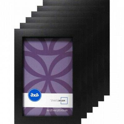 Photo Frame Wall Art Black Picture