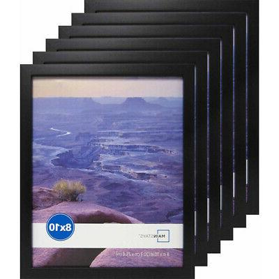 Photo Frame Of Format Wall Black Picture Frames