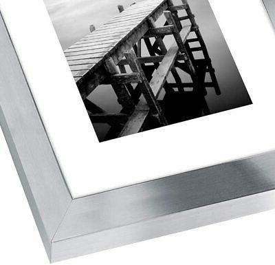 Americanflat Picture Frame Wood for and Tabletop