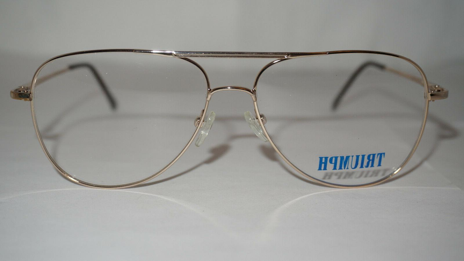 Ray Frame General Aviator Gold 145