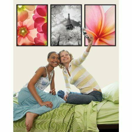 Set Of 18x24 Poster Picture Black Lightweight