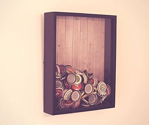 Shadow Box Case Wood Stubs, More